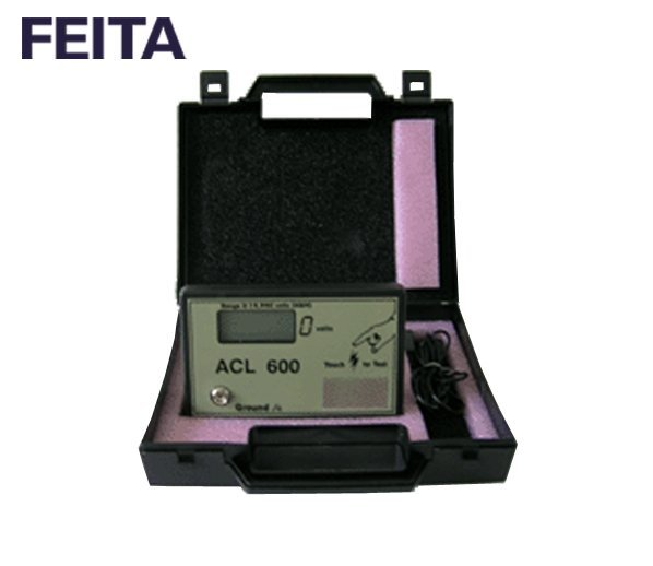 ACL 600 Static Charge meter