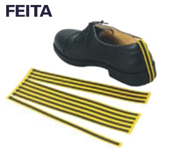 Disposable ESD heel straps