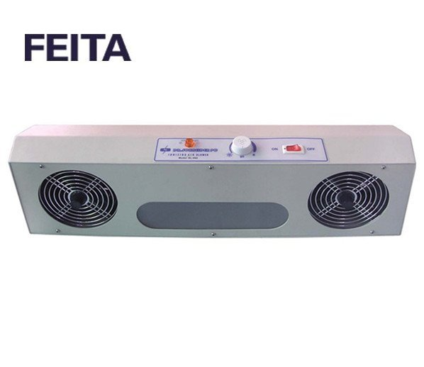 FT-002 Overtop ionizer blower with two air outlets