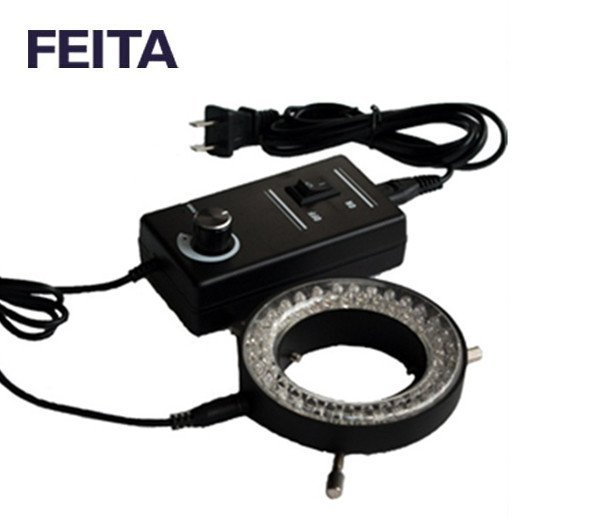 FT-6043 LED Adjustable Light Illuminator Lamp For STEREO ZOOM Microscope
