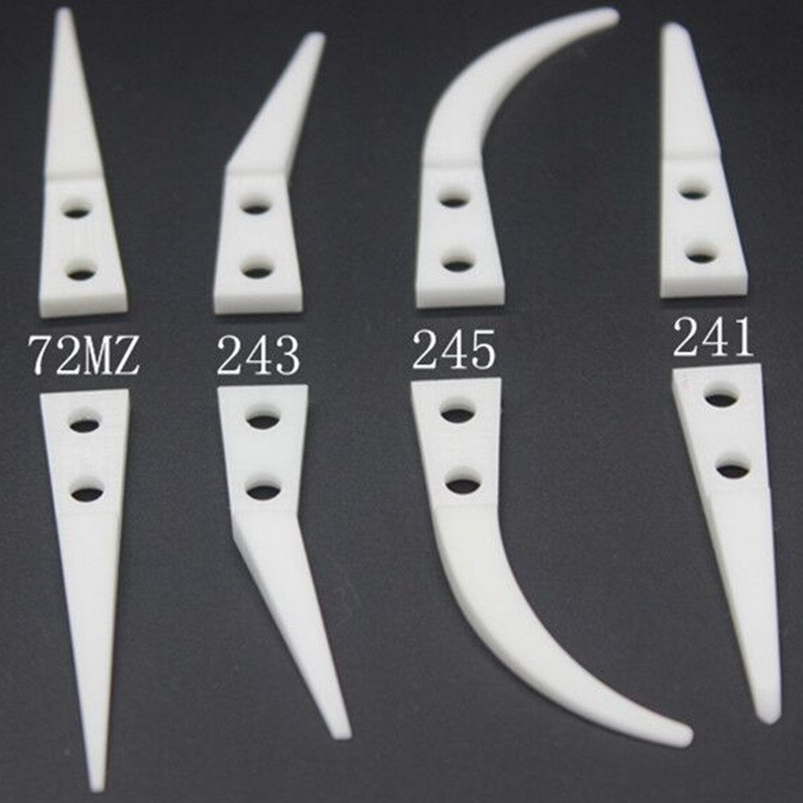 Replacement Ceramic Tips for FEITA Tweezers