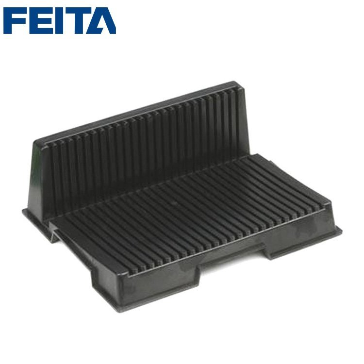 FT-02D  L Shape ESD Anti-static Tray for PCB Storage