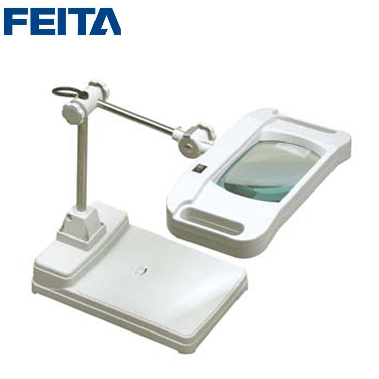 LT-86H Desktop Magnifying Lamp with LED Light Source