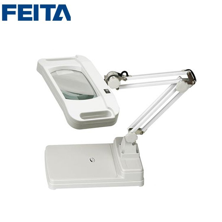 LT-86I Desktop Magnifying Lamp with LED Light Source